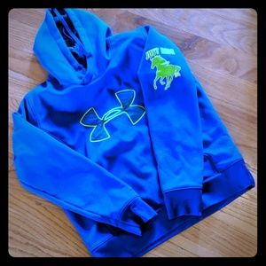 Under armour equestrian hoodie